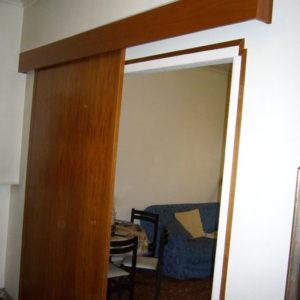 PS001 | Porta scorrevole in tanganika
