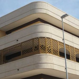 Cod. SE001 | Grigliati per balcone