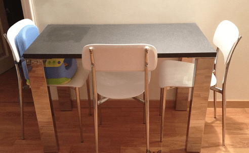 tavolo cucina su misura
