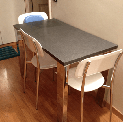 tavolo cucina antigraffio