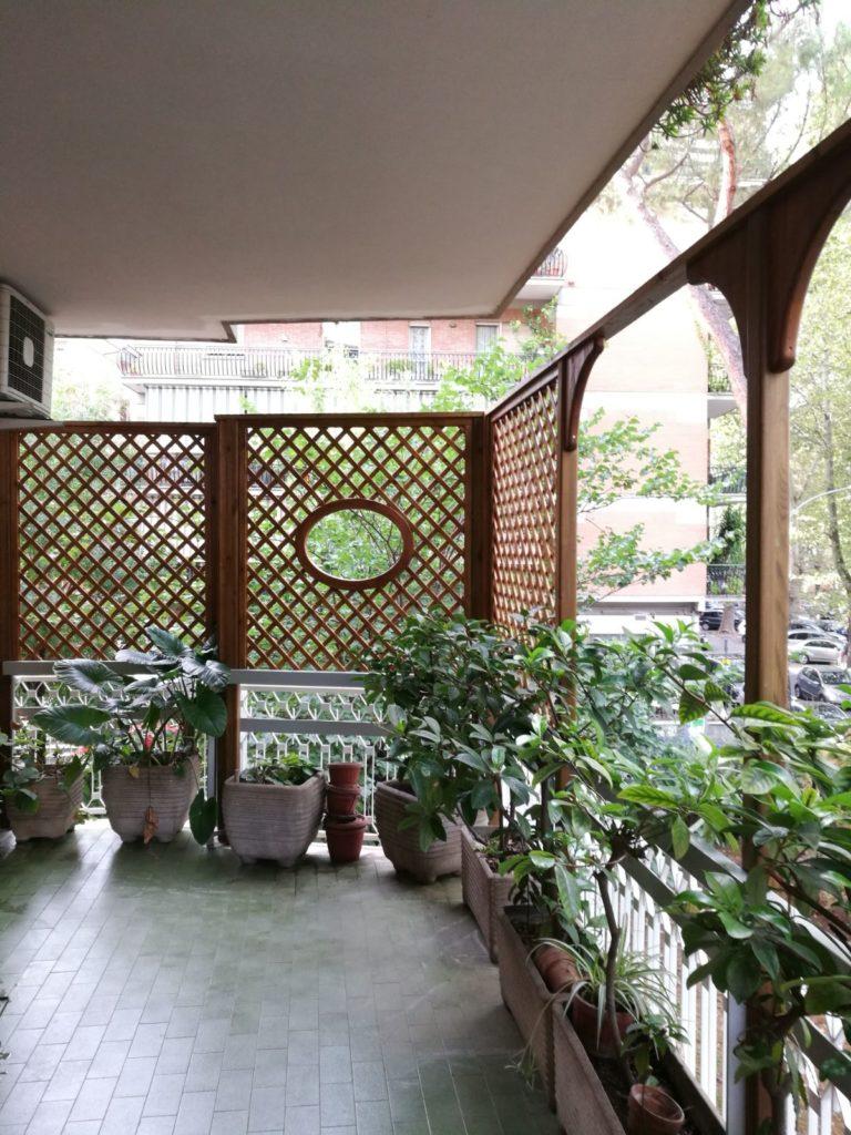 grigliati per balconi e terrazzi