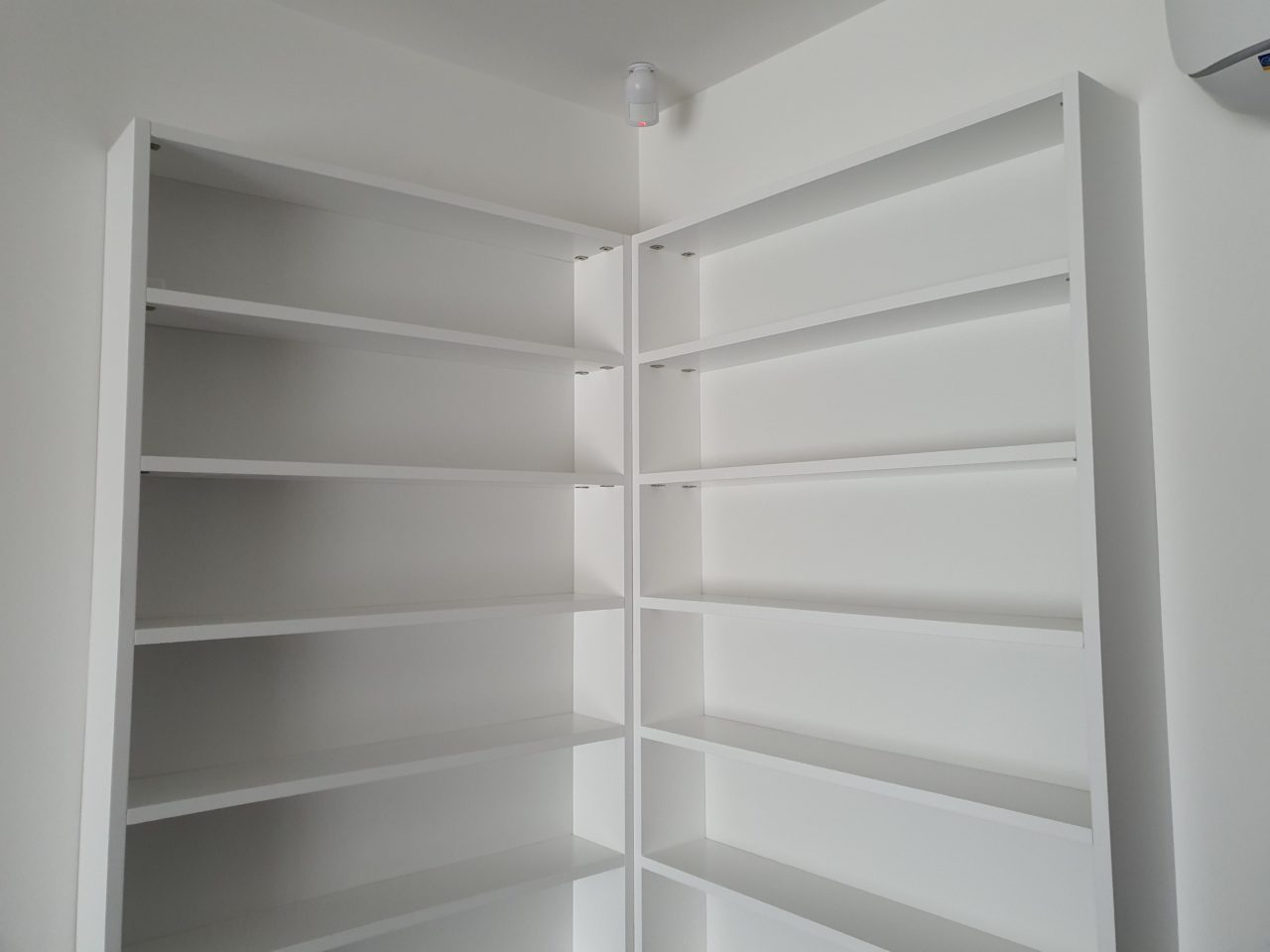 Librerie laccate